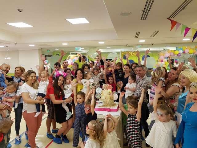 Columna Medical Center a sărbătorit Ziua Copilului alături de copiii concepuți prin FIV