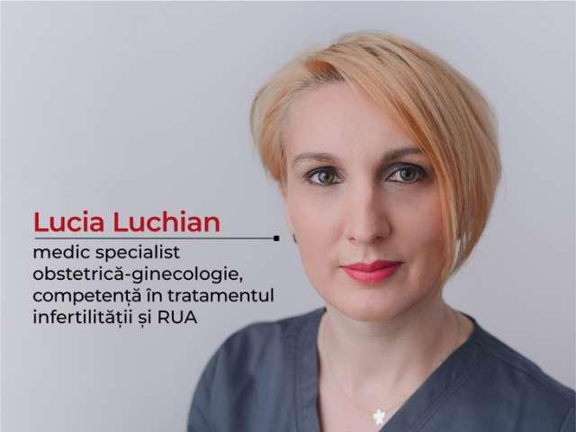 Află tot ce trebuie să știi despre histerosonografie (HYCOSY) de la medicul nostru Lucia Luchian, specialist în tratamentul infertițității